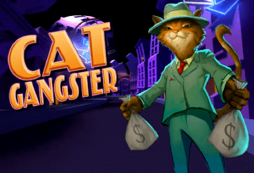 cat gangster slot