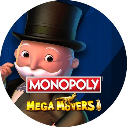 monopoly mega movers slot